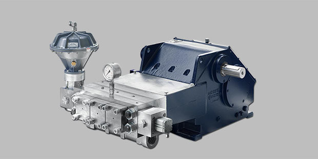 WOMA Z Series High Pressure Pumps