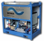 WOMA WaterJet high pressure units