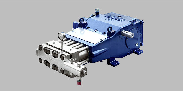 WOMA M Series High Pressure Pumps