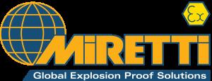 Miretti Australia Explosion Proof logo